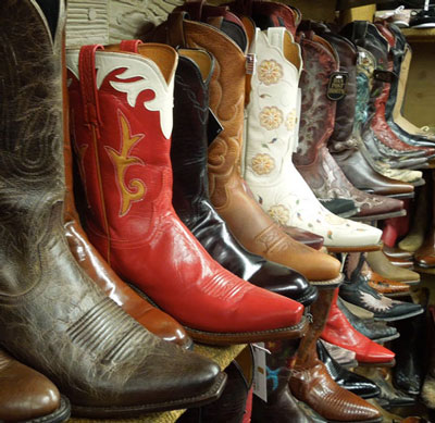 Portland Outdoor Store cowboy boots